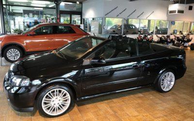 Opel Astra Cabrio 2.2 16V *XENON*KLIMA*LEDER*ALU*SHZ* |    2.999€