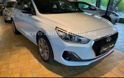 Hyundai i30 Kombi 1.4 T-GDI Style GO*NAVI*SHZ*TEMPOMAT* |   18.990€