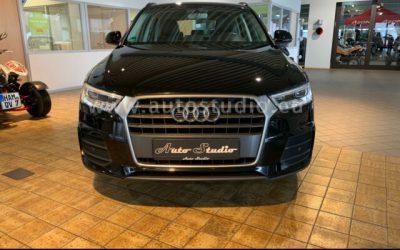 Audi Q3 *LED-Scheinwerfer*NAVIGATION*KAMERA*PDC*SHZ* | 16.990€