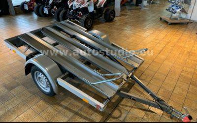 Stema MT 750 BS2 Motorradtransporter |   ab 755