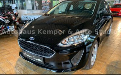 Ford Fiesta Cool&Connect *Navi*Tempomat*PDC*DAB* 13.999€