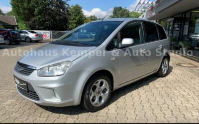 Ford C-Max Style+ *Zahnriemen / TÜV / Inspektion NEU* | 6.650€