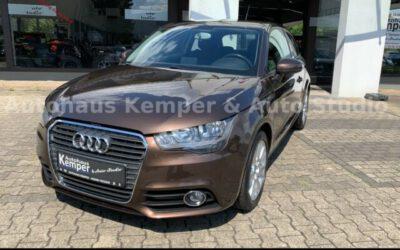 Audi A1 Ambition *1.Hand.Scheckheft*AHK*SHZ*Tempomat* | 10.900€