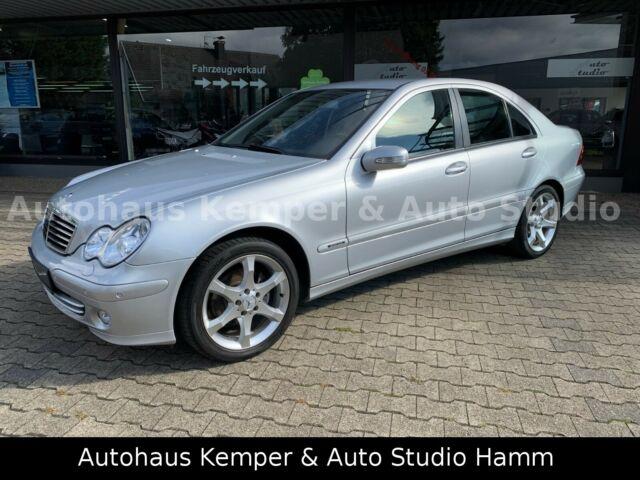 Mercedes-Benz C 180 Kompressor Sport *Inspektion & Tüv NEU*| 5.555€